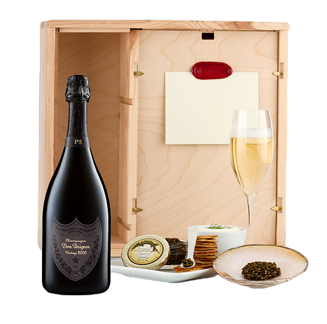 Champagne And Caviar Gifts