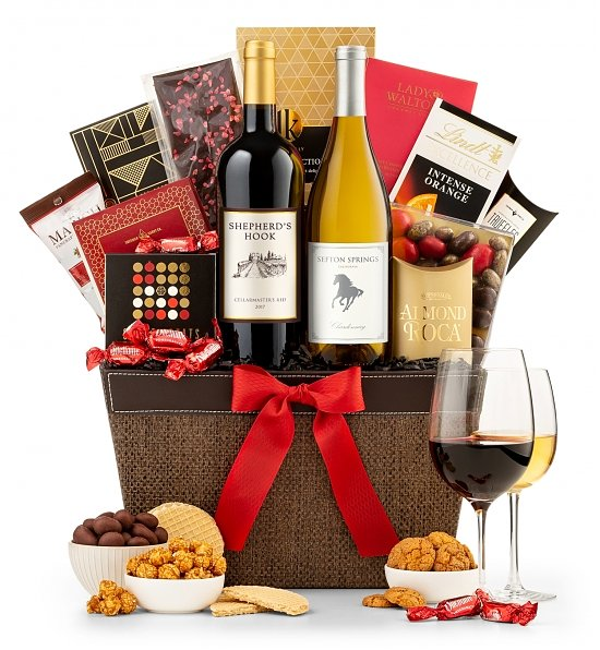 Wine Baskets: Cellar Master's Tasting Duo