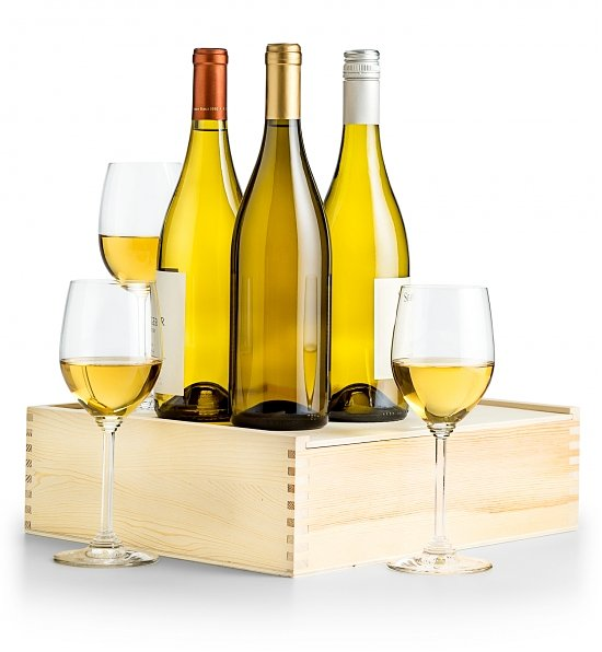 Wine Gift Crates: Sommelier's Chardonnay Selection