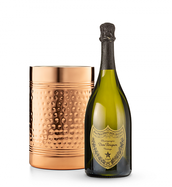 Kitchen, Dining & Bar Dom Perignon P2 Vintage 2000 Metal And Wooden Gift Box Brand New Wine Bags, Boxes & Carriers