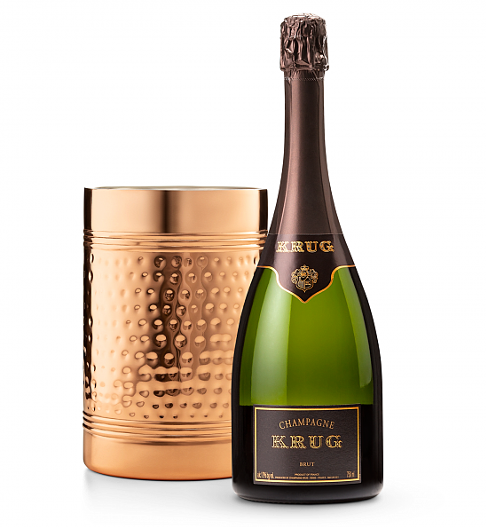 Wine Accessories & Decanters: Krug Vintage Brut Champagne 2004 with Double Walled Wine Chiller