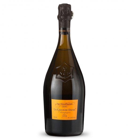 Champagne Gifts: Veuve Clicquot La Grande Dame Champagne