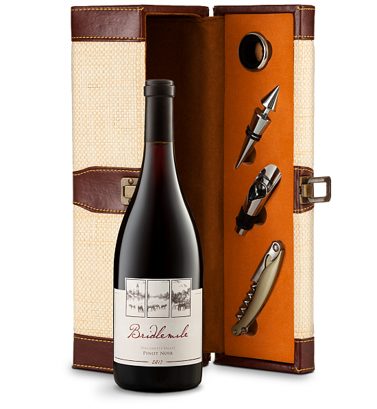 Wine Totes & Carriers: Bridlemile Dundee Hills Pinot Noir Wine Steward Luxury Caddy