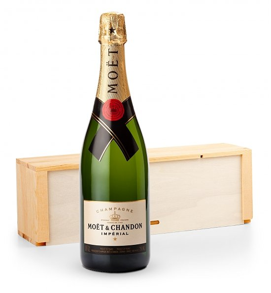 Wine Gift Crates: From the Cellar Champagne Crate
