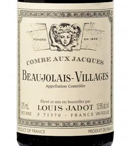 Louis-Jadot-Combe-Aux-Jacques-Beaujolais-Villages-2008-Label