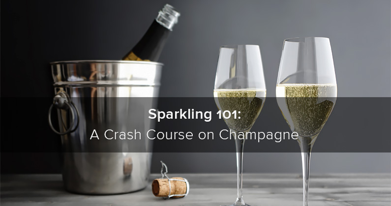 Champagne Crash Course: Difference Between Brut & Extra Dry