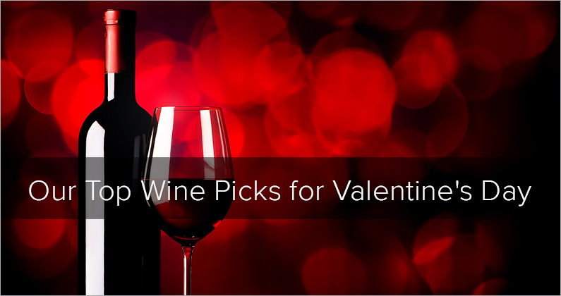 Our Top Wine Picks for Valentine's Day